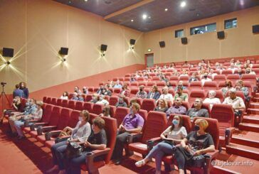 Održana premijera igranog filma bjelovarskih srednjoškolaca 'Zapisivači: Pad'