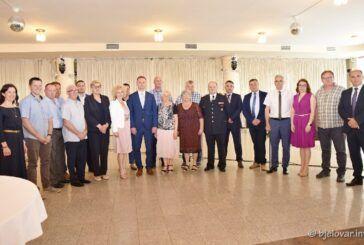 Obilježen Dan Bjelovarsko-bilogorske županije - Uručena županijska odličja