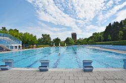 Otvorena sezona kupanja na Gradskim bazenima u Bjelovaru