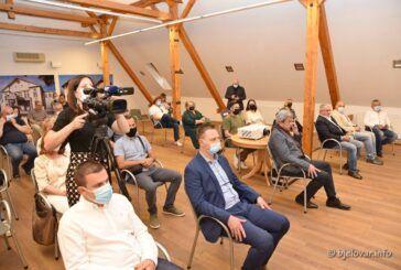 BJELOVAR: Prikazan dokumentarni film u čast 100-godišnjice rođenja Ede Murtića
