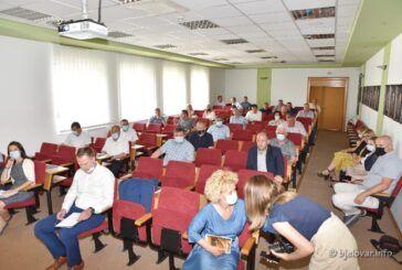 Prvi kolegij župana Marušića s gradonačelnicima i načelnicima: Važno je zajedništvo, sinergija i suradnja