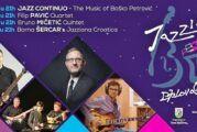 Bjelovarski jazz festival od 24. do 27. lipnja – Koncerti počinju u 21,00 sat – Ulaz besplatan