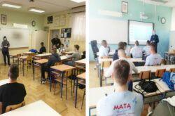 Kako zdravo živjeti kroz projekt 'Budi zdrav' Obrtničke škole Bjelovar