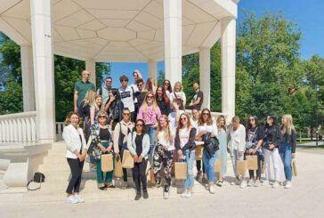 Posjet studenata turizma Bjelovaru: Došli smo vidjeti bjelovarske i bilogorske ljepote