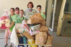 VELIKO SRCE učenika IV. osnovne škole Bjelovar – Uručili donaciju Dječjem odjelu bjelovarske bolnice