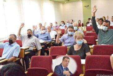 Vijećnici Županijske skupštine BBŽ raspravljali i odlučivali o novoj zgradi Opće bolnice Bjelovar – Bivši župan napustio Skupštinu