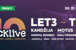 ROCKLIVE FESTIVAL U KOPRIVNICI - Evo gdje možete nabaviti ulaznice za deseti jubilarni 'RockLive Festival'
