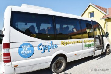 Danas nema novih slučajeva zaraze koronavirusom u našoj županiji, ali ovaj tjedan autobus Cjepko ponovno stiže u općinu Đulovac