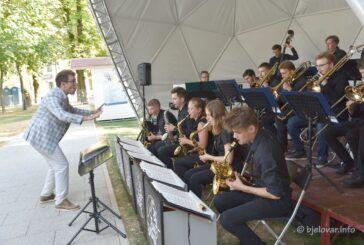 U Bjelovaru otvorena glazbena manifestacija BIG WEEKEND – Zvuci jazza odjekivat će u Boho parku