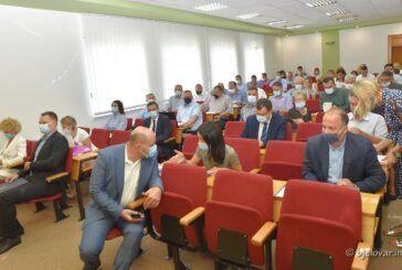 Rasprava vijećnika o proračunskom nadzoru u Bjelovarsko-bilogorskoj županiji