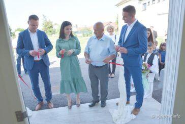 [FOTO] Ministrica Vučković svečano otvorila Dječji vrtić u Velikom Trojstvu