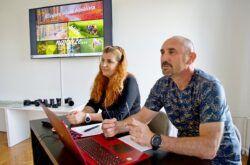 AVANTURA NA DVA KOTAČA - Dražen Pleško i Ines Negro kroz fotografije pokazali Bilogoru kao biciklističku destinaciju
