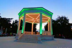 Bjelovarski paviljon zasvijetlio ZELENO povodom Međunarodnog dana gastroshize