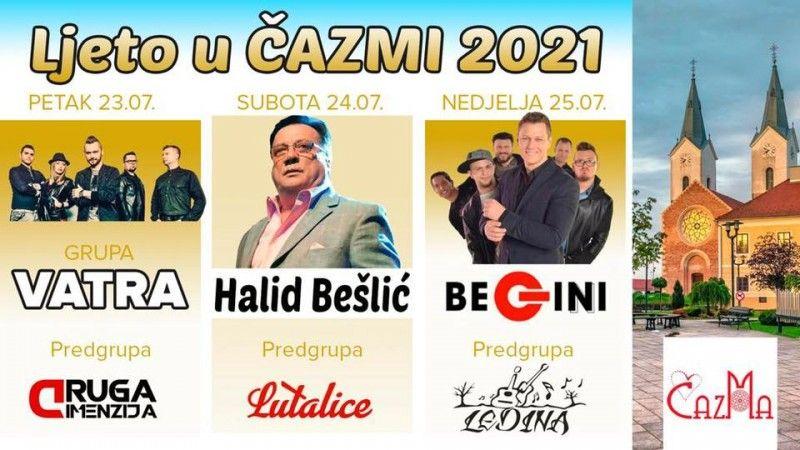Dan grada Cazme 1