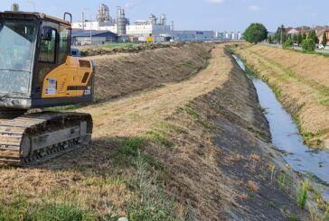 [FOTO] Ljetne vrućine nisu omele radove u Bjelovaru koji je postao veliko gradilište