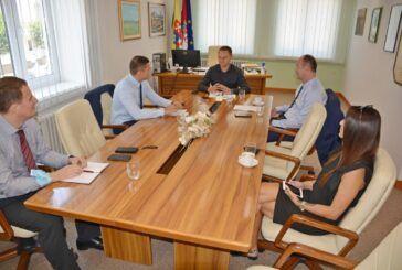Radni sastanak župana Marka Marušića i ravnatelja HZMO-a Ivana Serdara