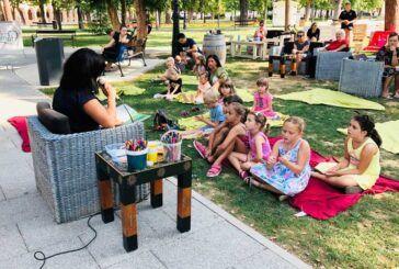 Mališani ponovno uživali u Boho parku slušajući priče za djecu
