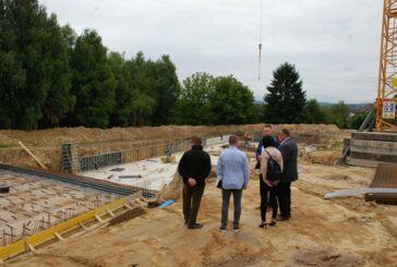 U tijeku izgradnja biološkog javnog bazena u Čazmi, prvog takvog u Hrvatskoj