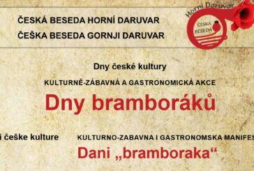 Za vikend kreće manifestacija 'Dani bramboraka' u Gornjem Daruvaru