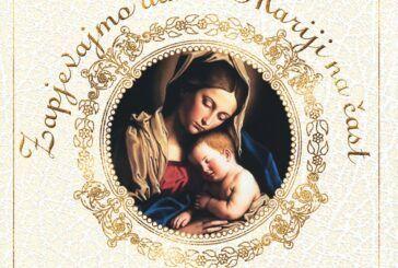Koncert HORKUD Golub: Zapjevajmo danas Mariji na čast