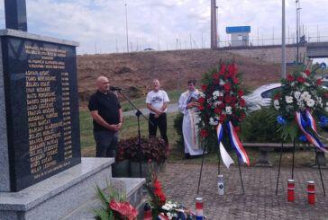 29. obljetnica pogibije 18 bjelovarskih branitelja u Slavonskom Brodu
