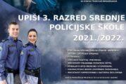 Povratak srednjoškolskog dvogodišnjeg obrazovanja za zanimanje policajac/policajka