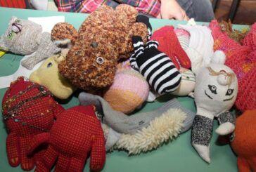 Još jedna radionica za djecu: Kroz kreaciju i igru stvorite lutku 'Uspavanka'