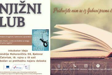 Peti susret Knjižnog kluba u Inkubatoru ideja ovoga puta uz posebne pogodnosti za sve posjetitelje