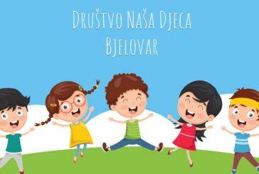 DRUŠTVO NAŠA DJECA BJELOVAR – Natječaj za dječji grb 'Grada Bjelovara'