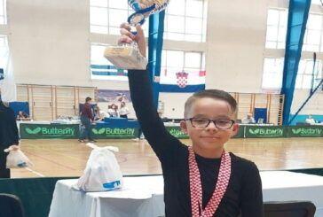 Leon Grgić osvojio je zlato i titulu državnog prvaka – Leon je uzdanica plesne scene s izuzetno lijepim pokretima