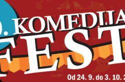 SUTRA počinje KOMEDIJA FEST u Bjelovaru – Pogledajte program i uživajte u predstavama!
