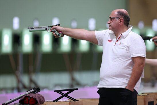 POI: Damir Bošnjak, 10 metara zracni pištolj, kvalifikacije