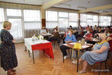Bravo! Udruga žena Gudovac krenula s provedbom projekta 'Udahni zdravlje'