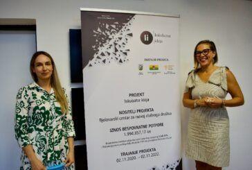 Alma Bunić posjetiteljima Inkubatora ideja promijenila pogled na zdravu prehranu