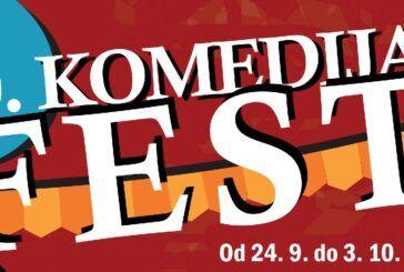 Uskoro počinje KOMEDIJA FEST u Bjelovaru – Pogledajte program i uživajte u predstavama!