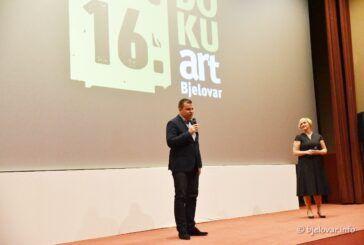 Gradonačelnik Hrebak otvorio 16. DOKUart koji je privukao veliki broj posjetitelja