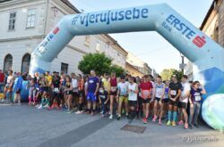 Odlično organizirana bjelovarska utrka 'Fun Run' okupila oko 300-tinjak natjecatelja