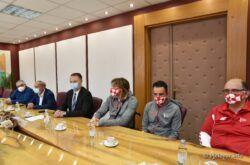 Župan Marušić s delegacijom paraolimpijaca: Županija je ponosna na svoje sportaše s invaliditetom