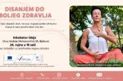 Disanjem do boljeg zdravlja uz Marijanu Jurković