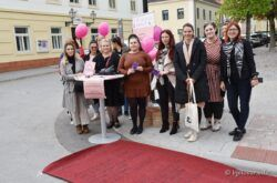 U Bjelovaru obilježen Nacionalni dan borbe protiv nasilja nad ženama – Nasilje se ne smije gurati pod tepih