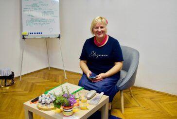 Emica Tudić u Inkubatoru ideja okupljenima otkrila sve o mirisnim kapljicama eteričnih ulja