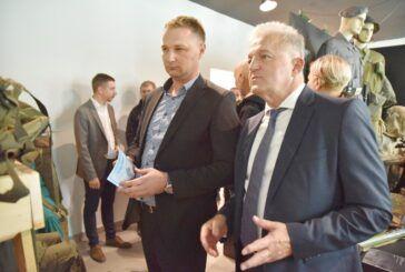 [FOTO] Spomen područje Barutana: Otvoren 'Muzej Operativne zone i Zbornog područja Bjelovar'