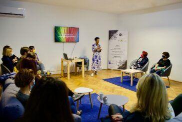 Marijana Jurković u Inkubatoru ideja okupljene naučila kako disanjem poboljšati zdravlje