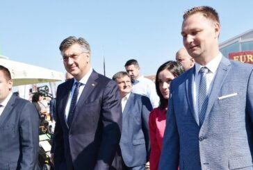 Predsjednik Vlade Andrej Plenković dolazi u Bjelovar