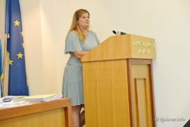 Oglasila se predsjednica stranke GLAS BBŽ Ines Šarić: Napuštam stranku