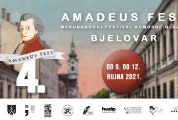 USKORO 4. Amadeus fest u Bjelovaru