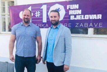 U subotu FUN RUN utrka – Bjelovar će i ove godine postati mjesto okupljanja trkača iz cijele Hrvatske