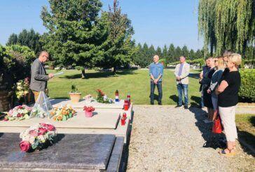 SJEĆANJE na bjelovarske pjesnike na njihovim posljednjim počivalištima u Bjelovaru