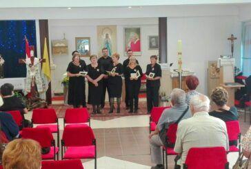 Održan koncert HORKUD-a Golub 'Od Vel'ke do Male maše' u župnoj crkvi u Zvijercima