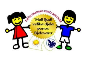 Raspisan natječaj za dodjelu priznanja djeci – MALI LJUDI, VELIKA DJELA-PONOS BJELOVARA